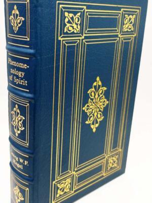 Phenomenology of Spirit - G. W. F. Hegel   Easton Press 1995