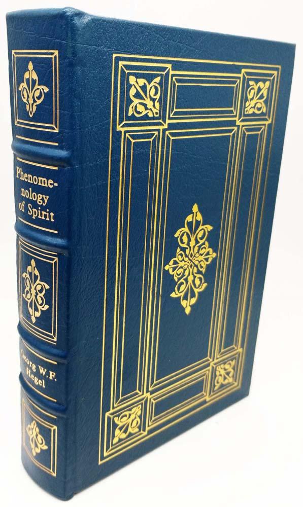 Phenomenology of Spirit - G. W. F. Hegel | Easton Press 1995