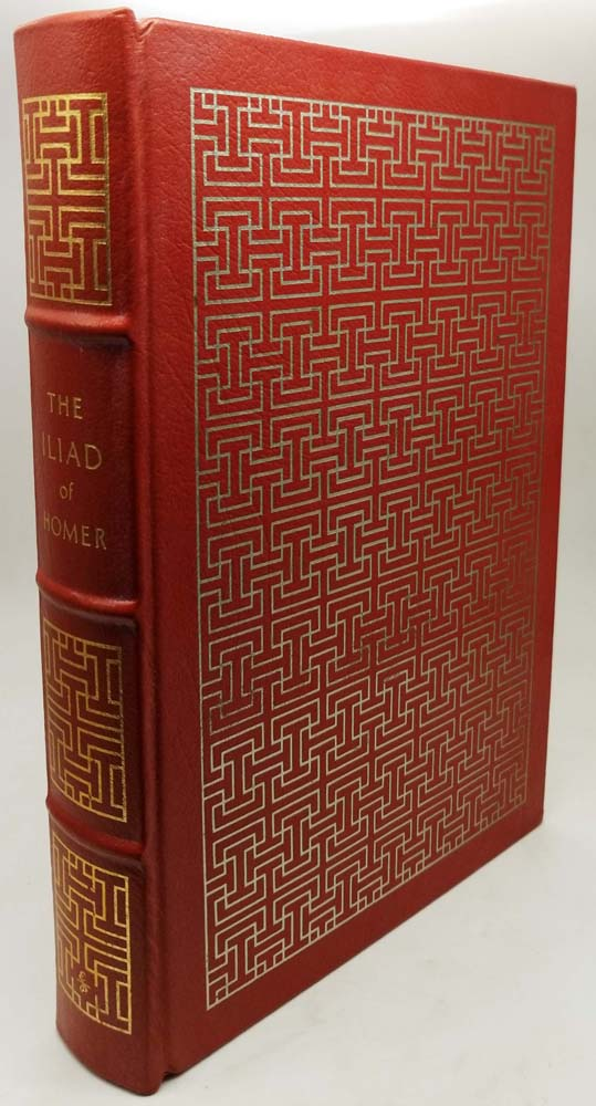 The Iliad of Homer - Alexander Pope   Easton Press 1979