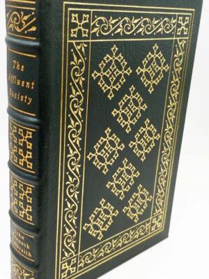 Affluent Society - John Kenneth Galbraith | Easton Press 1994