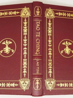 Tao Te Ching - Lao Tzu   Easton Press 1995