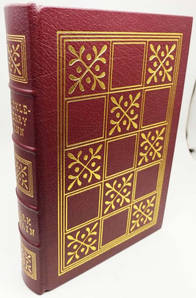 Adventures of Huckleberry Finn - Mark Twain   Easton Press 1981