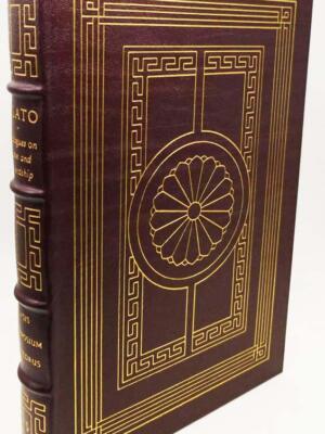 Lysis, or Friendship the Symposium Phaadrus - Plato   Easton Press 1979
