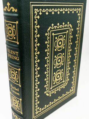 Silent Spring - Rachel Carson | Easton Press 1991