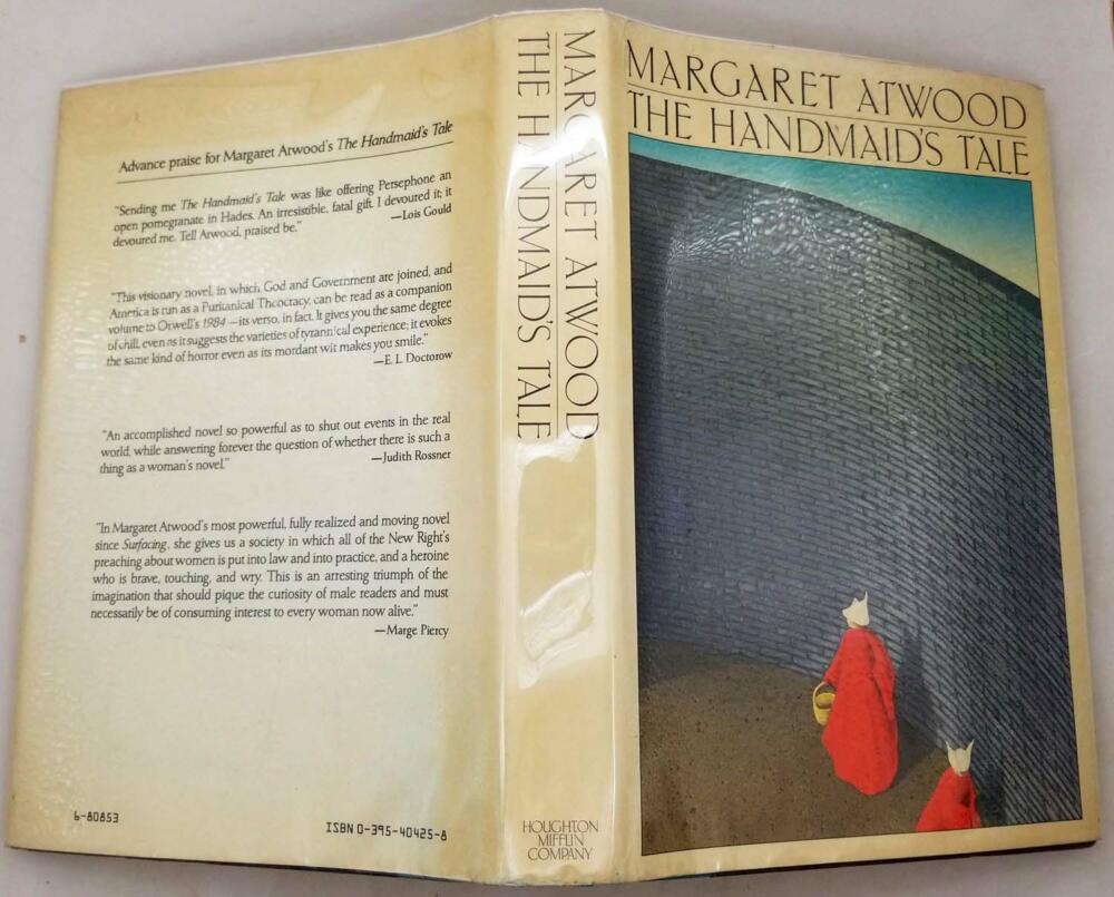 The Handmaid's Tales - Margaret Atwood 1986 | 2nd Printing