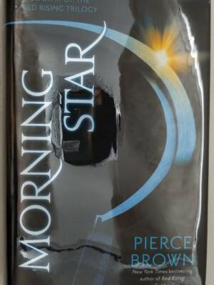 Morning Star - Pierce Brown 2016 | 1st Edition SIGNED