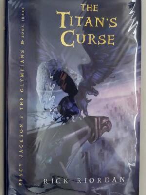 The Titan's Curse: Percy Jackson and the Olympians, Book 3 - Rick Riordan 2007 | 1st Edition