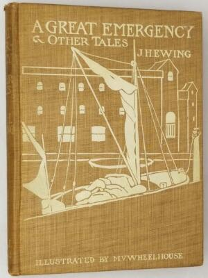 A Great Emergency & Other Tales - Juliana Horatia Ewing 1911   1st Edition
