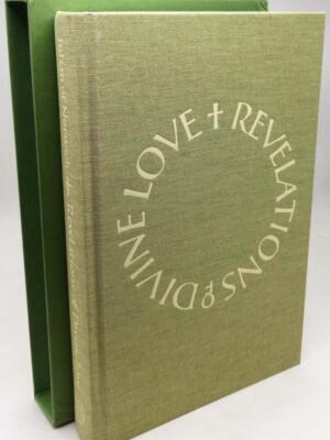 Revelations of Divine Love - Julian of Norwich 2017   Folio Society