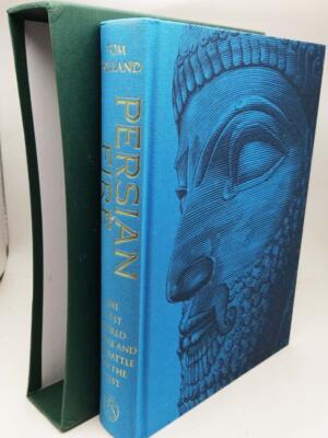 Persian Fire - Tom Holland 2018 | Folio Society